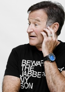Robin Williams Death By Suicide - Motivational Speaker Travis Lloyd Writes