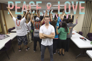 Peace And Love - Sioux Falls Youth