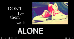 Suicide Awareness & Prevention: Motivational Speaker Travis Lloyd speaks at the Don't Let Them Walk Alone Event in Waterloo, IA at Hawkeye Community College